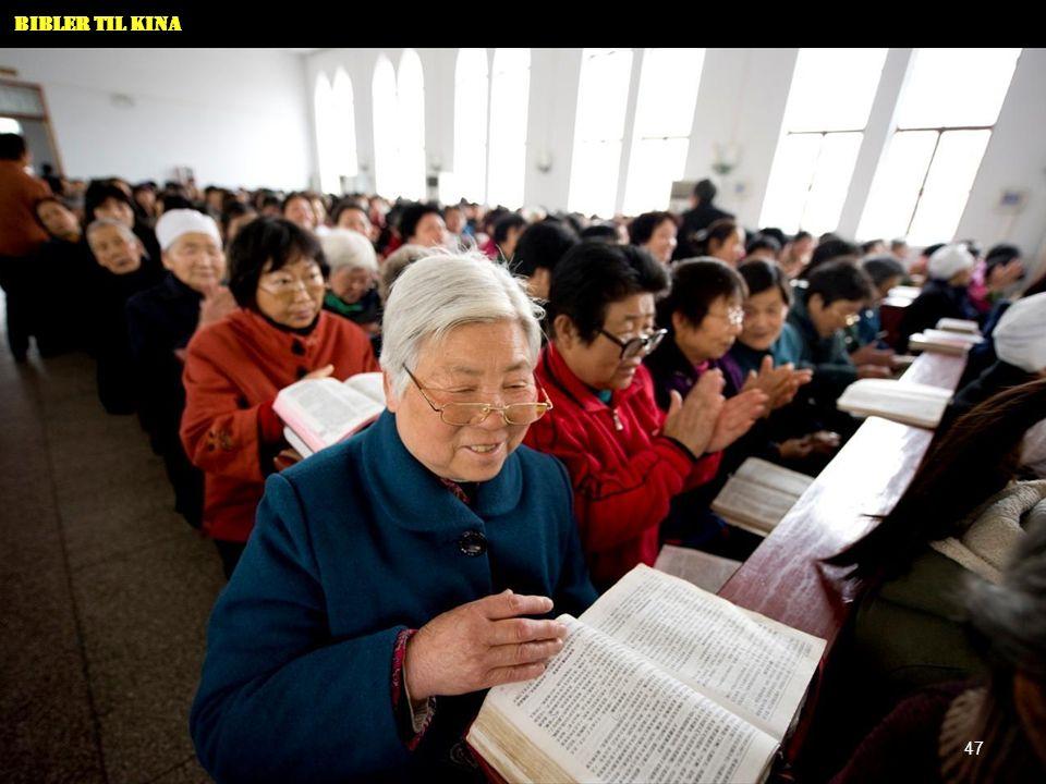 Bibler til Kina 47