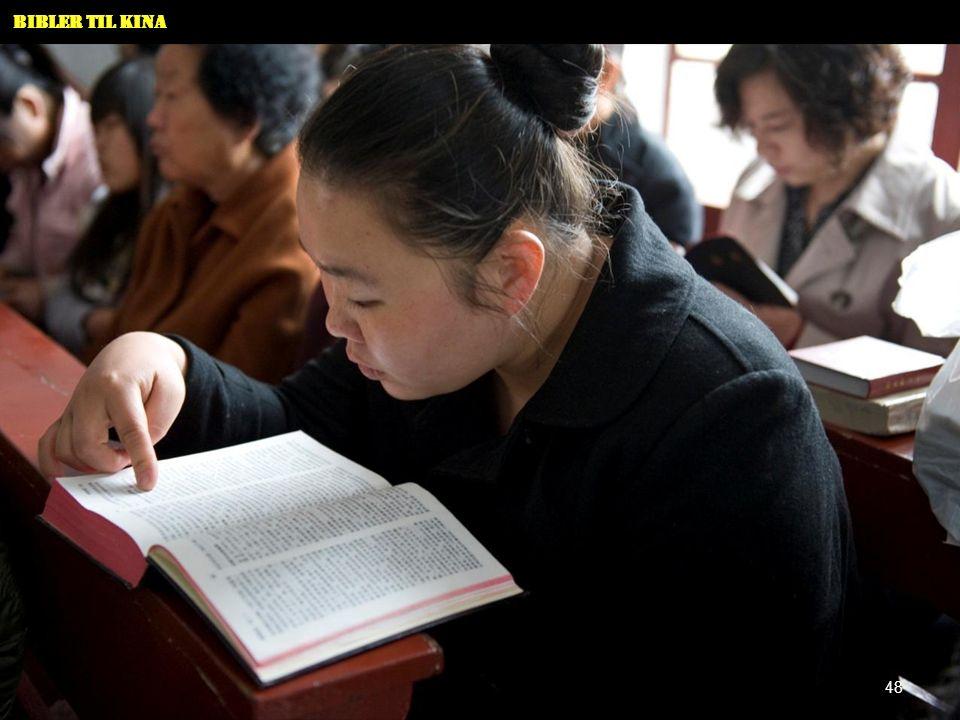 Bibler til Kina 48