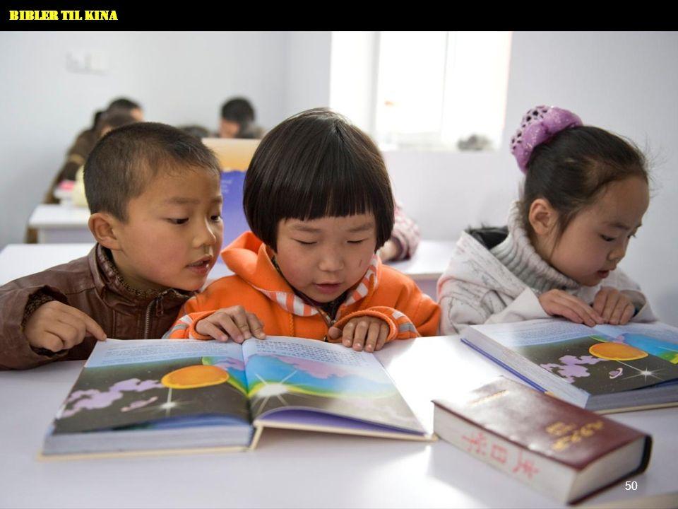 Bibler til Kina 50
