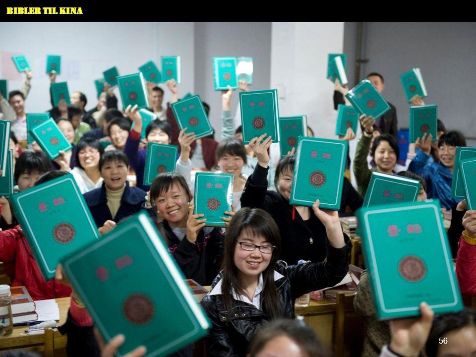 Bibler til Kina 56