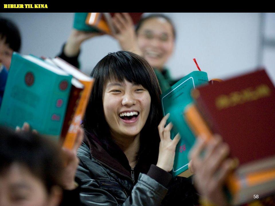 Bibler til Kina 58