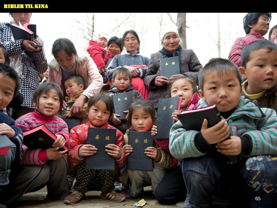 Bibler til Kina 65