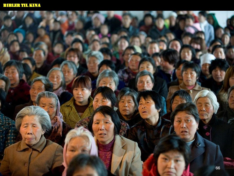 Bibler til Kina 66