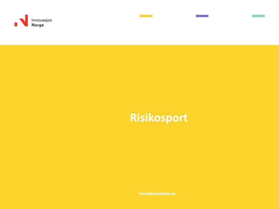 Risikosport www.innovasjonnorge.no