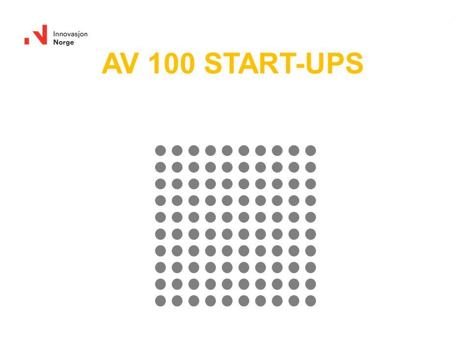 AV 100 START-UPS