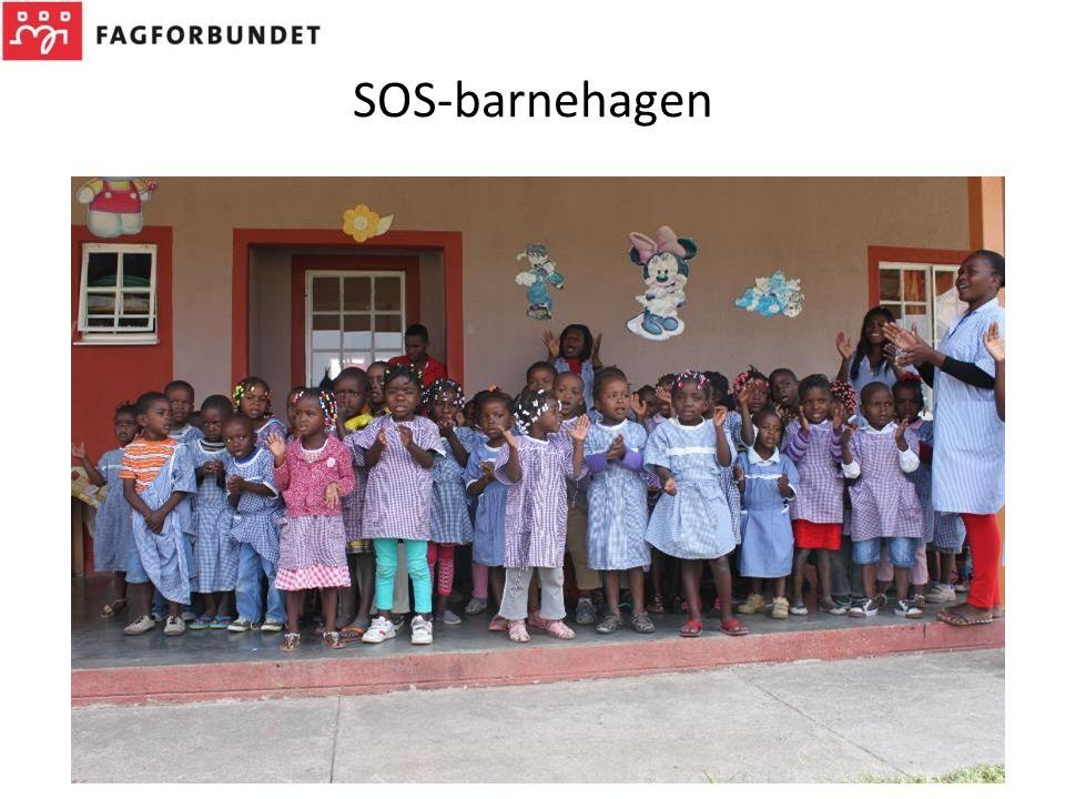 SOS-barnehagen