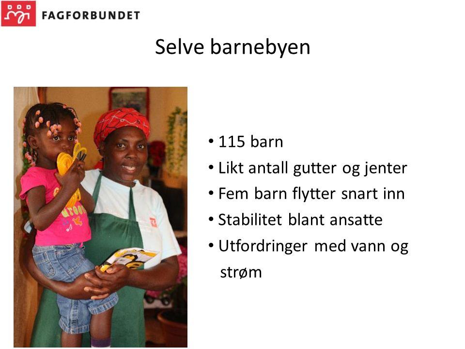 Andrej 16 år Finnmarkshuset søm-undervisning en gang i uken vil bli lege mye skolearbeid fotball i helgene.