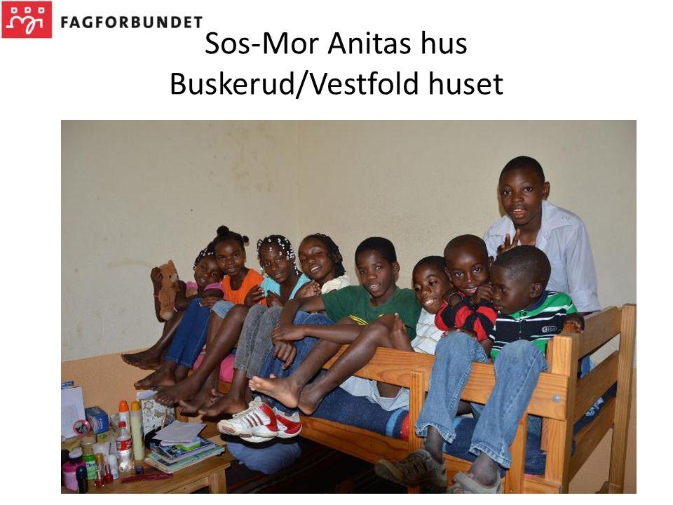 Sos-Mor Anitas hus Buskerud/Vestfold huset