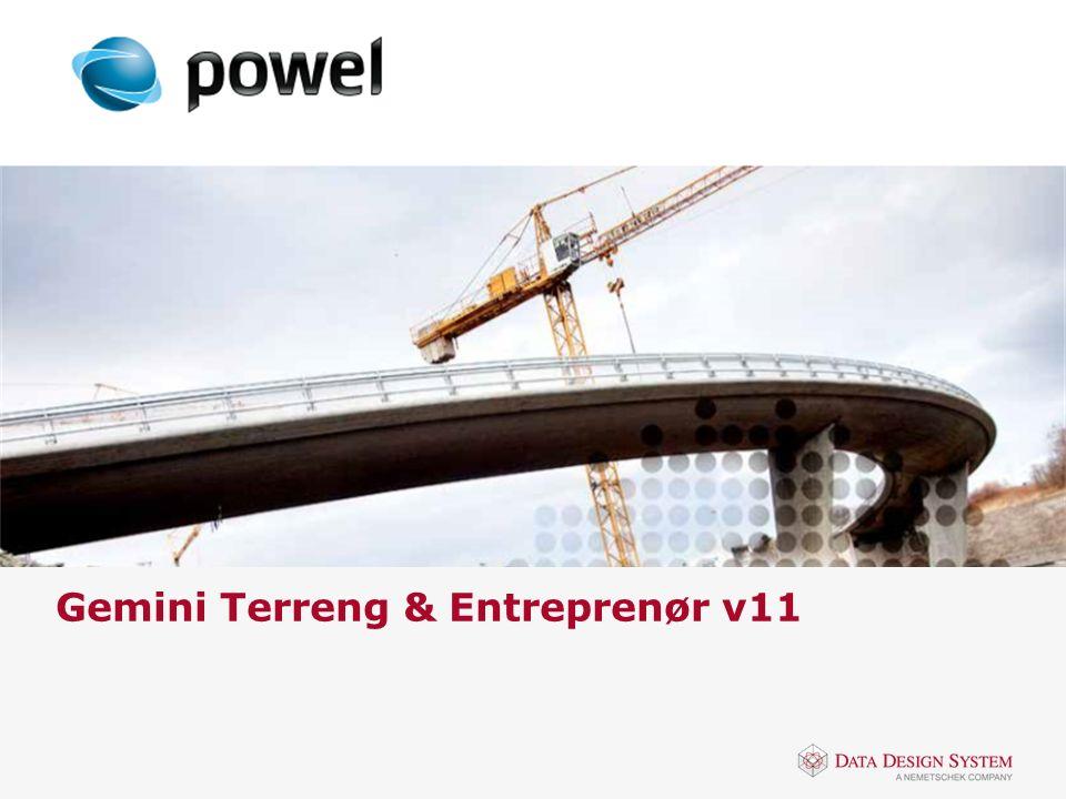 Gemini Terreng & Entreprenør v11