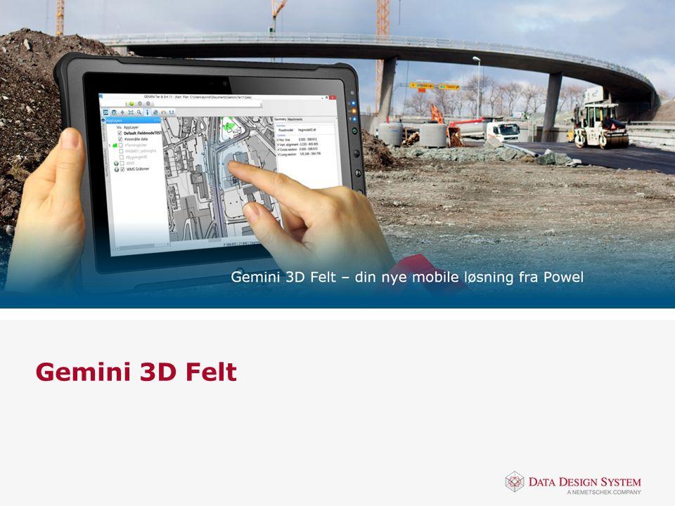 Gemini 3D Felt