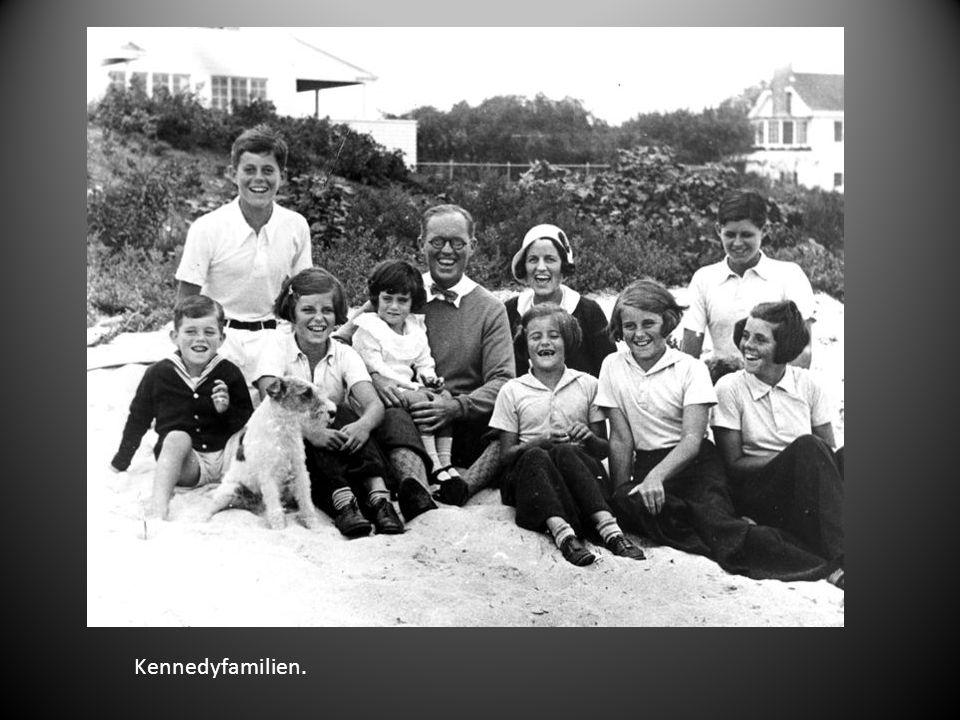 Kennedyfamilien.
