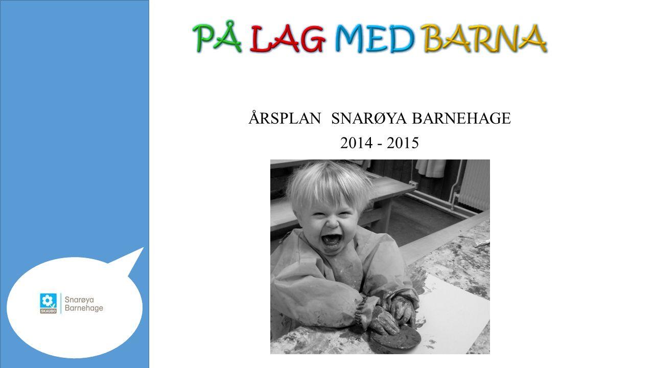 PROGRESJONSPLAN OLE BRUMM Ole Brumm gruppen består av 2-3åringer.