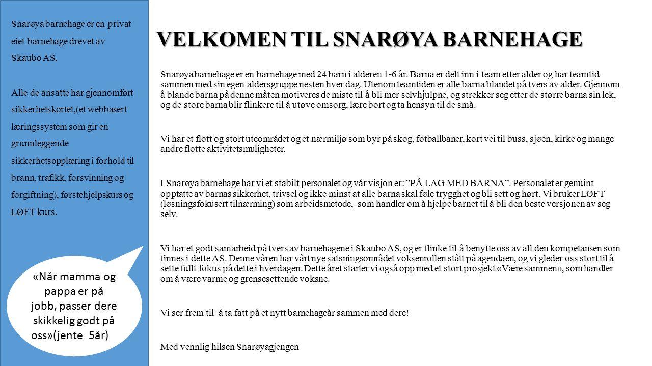 PROGRESJONSPLAN KARIUS OG BAKTUS Karius og Baktus gruppen består av 4-5 åringer.