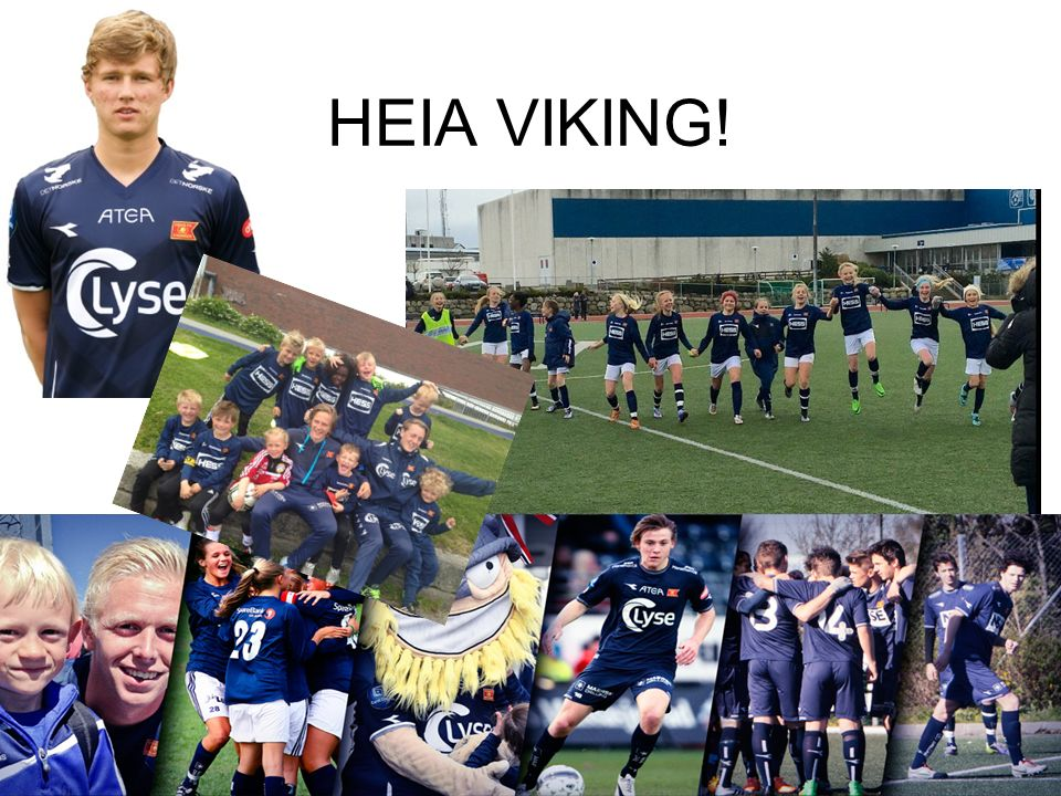 HEIA VIKING!
