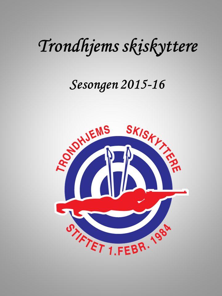 Trondhjems skiskyttere Sesongen 2015-16