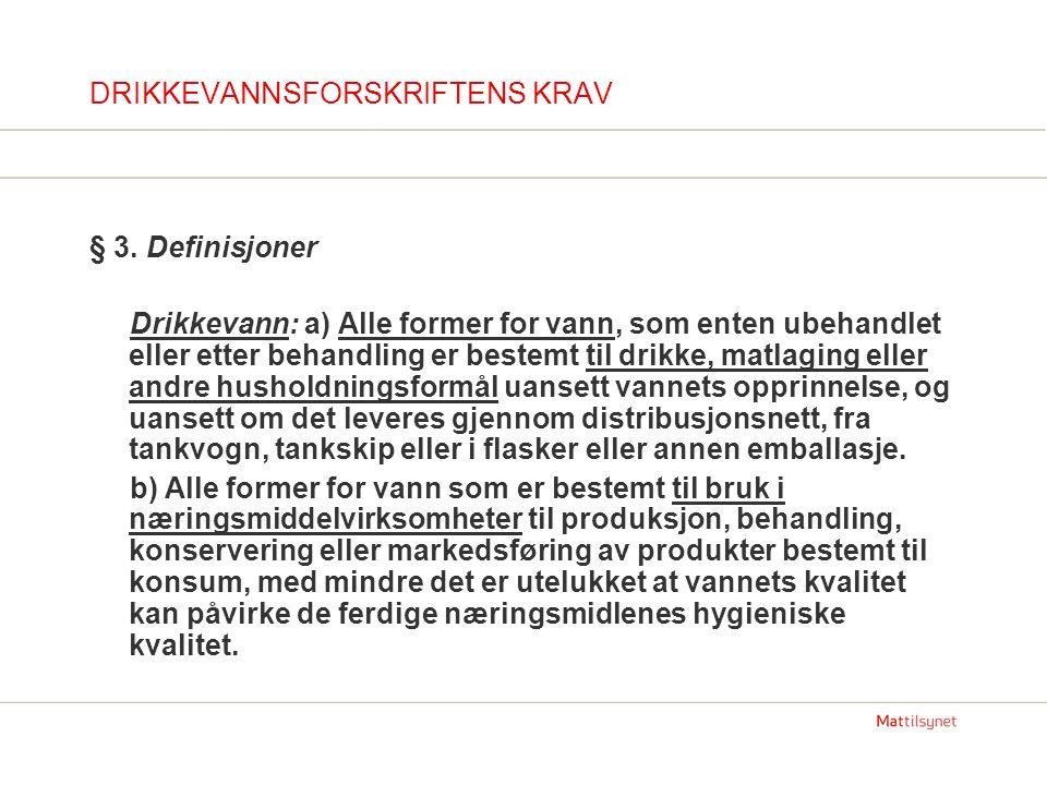 SJEKKLISTE VURDERING VANNVERKS BEREDSKAPSPLAN forts Foreligger oppdaterte varslingslister.