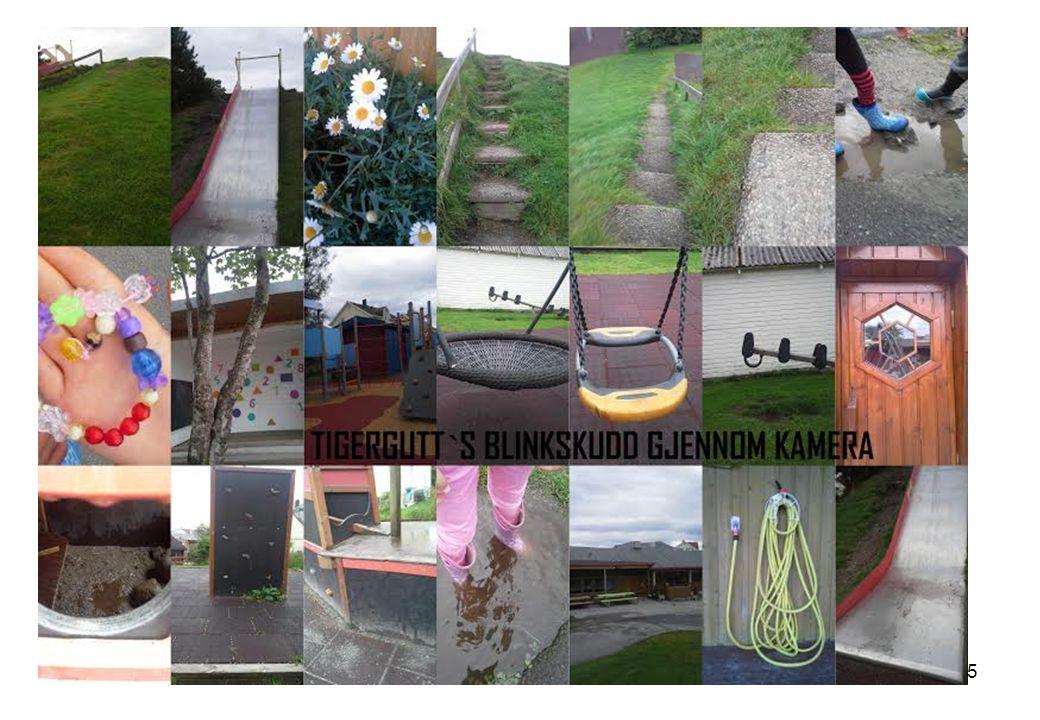 26 BARNEHAGERUTA 2015 / 2016 August / September Barnehagen stengt : Planleggingsdagar 13.