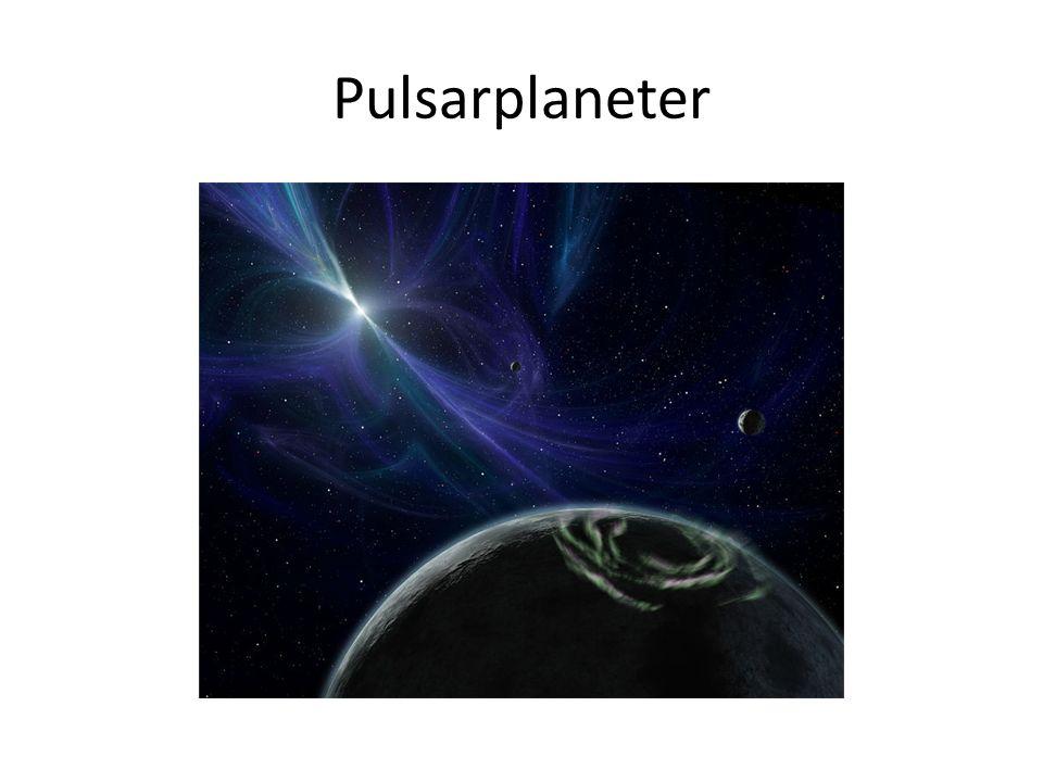 Pulsarplaneter