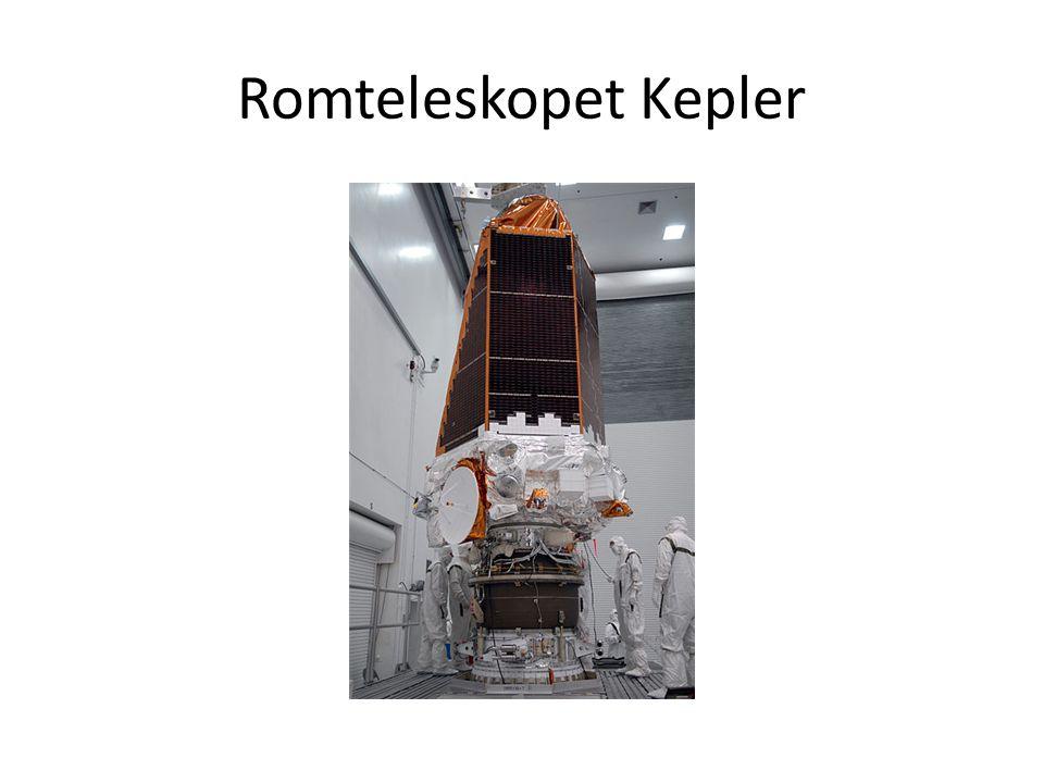 Romteleskopet Kepler