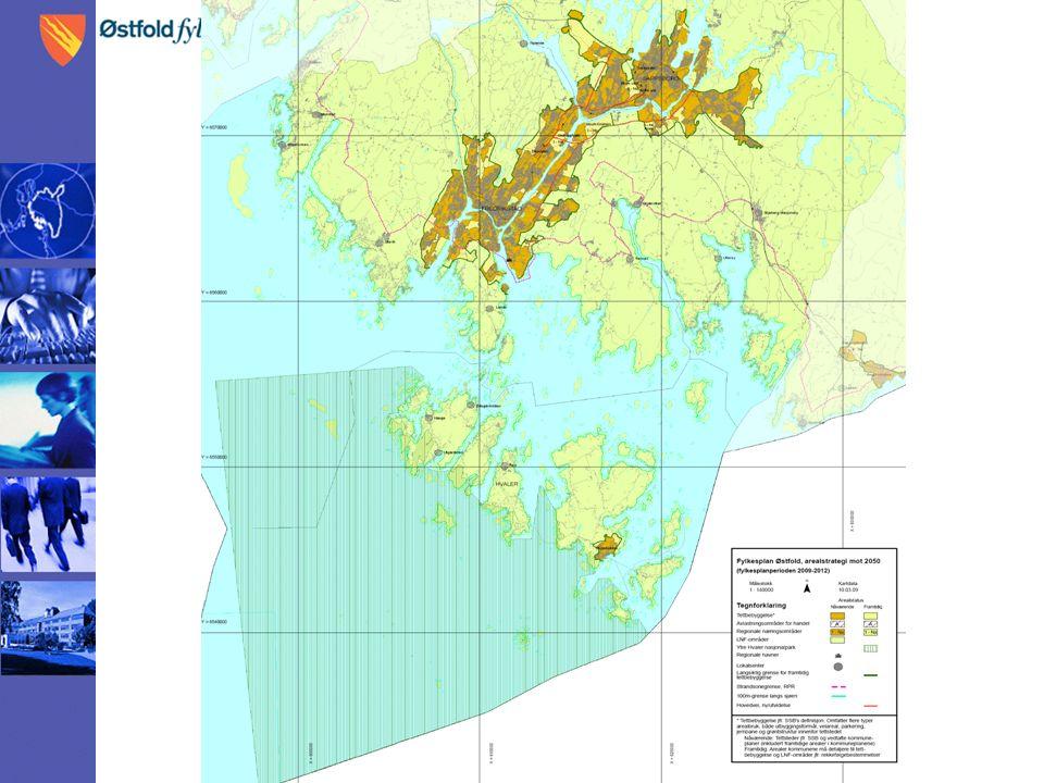 Retningslinjer §5.3.1 Arealer for fremtidig tettbebyggelse skal ikke tas i bruk før kommunene har detaljert og definert arealbruken gjennom revidering av sine kommuneplaner.
