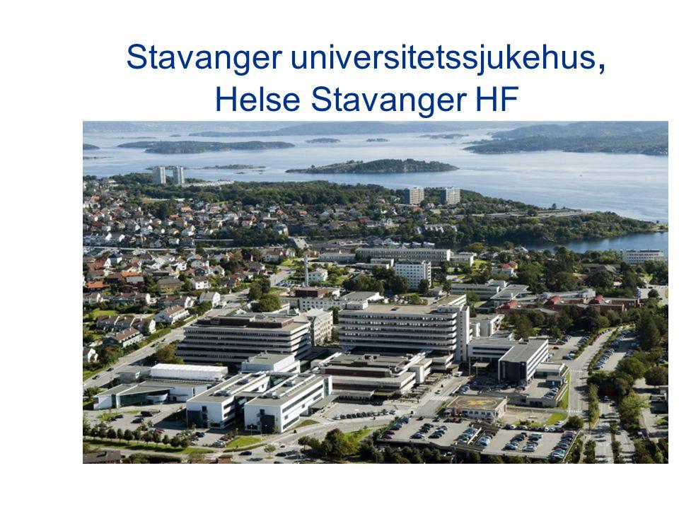 Stavanger universitetssjukehus, Helse Stavanger HF