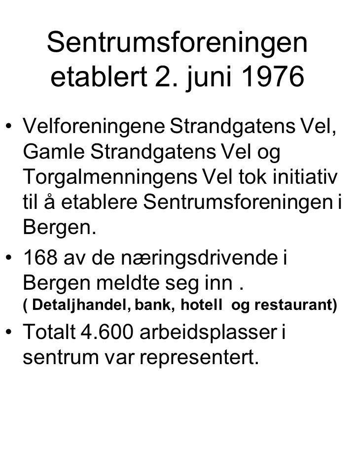 Sentrumsforeningen etablert 2.