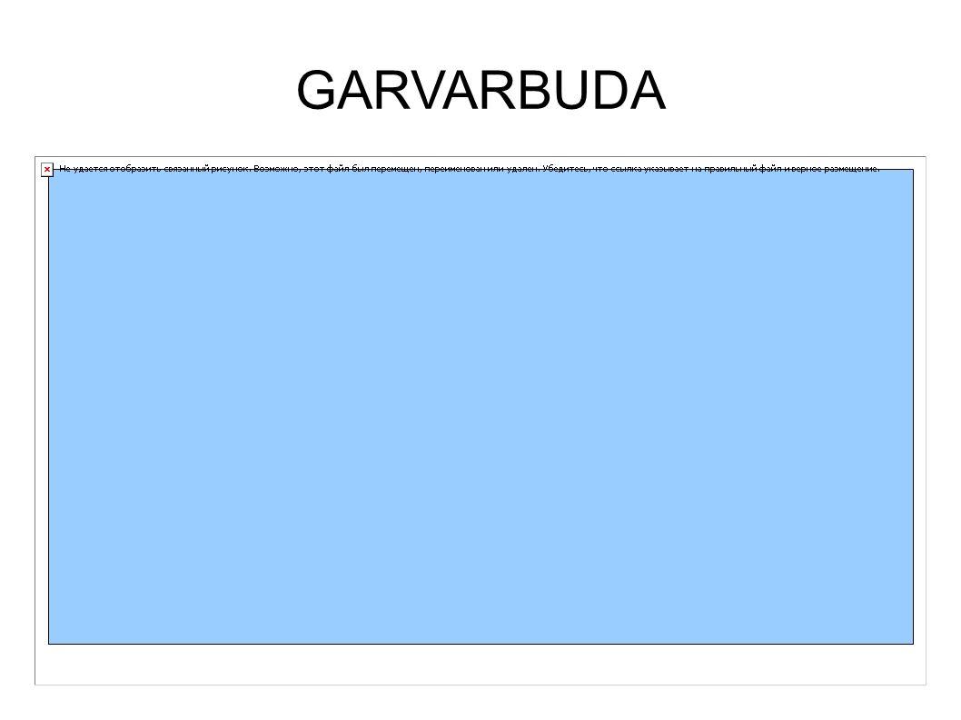 GARVARBUDA