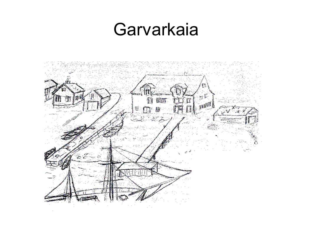 Garvarkaia