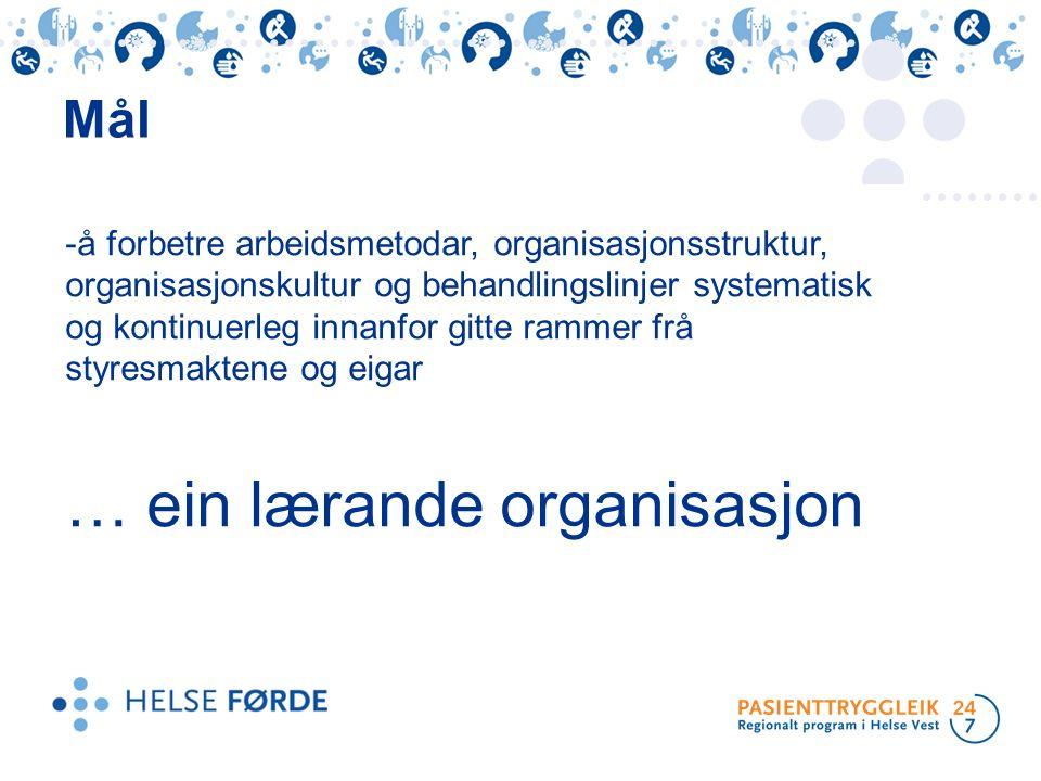 Kommentarar frå medarbeidarar som har delteke Svært godt forbetrings verktøy tilgjengeleg for alle i Helse Førde lettar arbeidet.