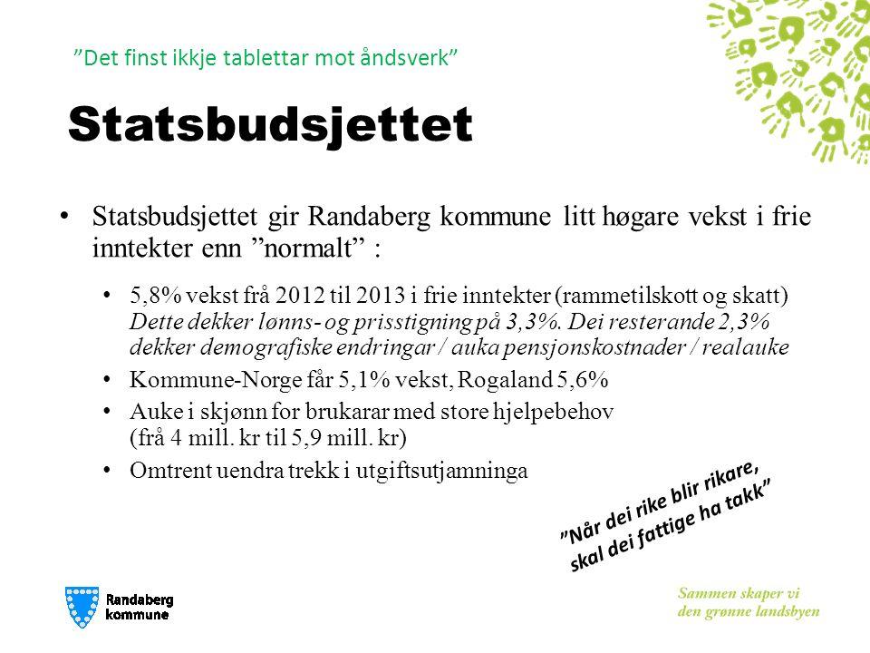 Skatteinntekter I statsbudsjettet (Grønt hefte) er netto skatteinntekter for kommunane i 2013 vist med grunnlag i skattefordeling mellom kommunane i 2011 og innbyggartal 1/1-2012 (272,3 mill.