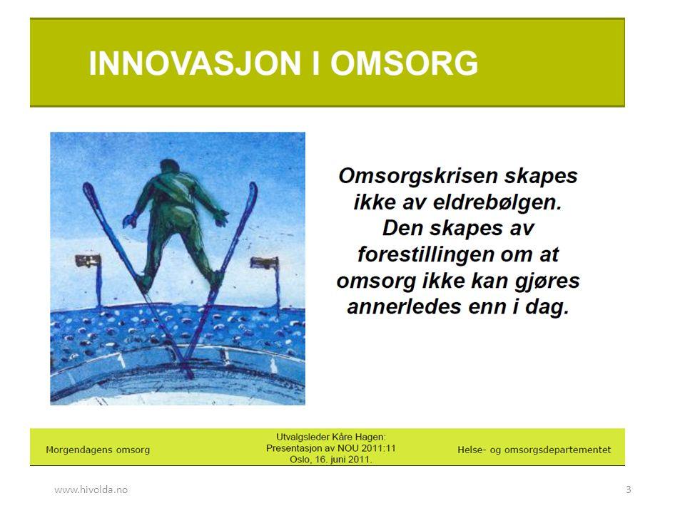 4 Innovasjon er systematisk hardt arbeid over tid for å fremme noko som er nytt, nyttiggjort og nyttig