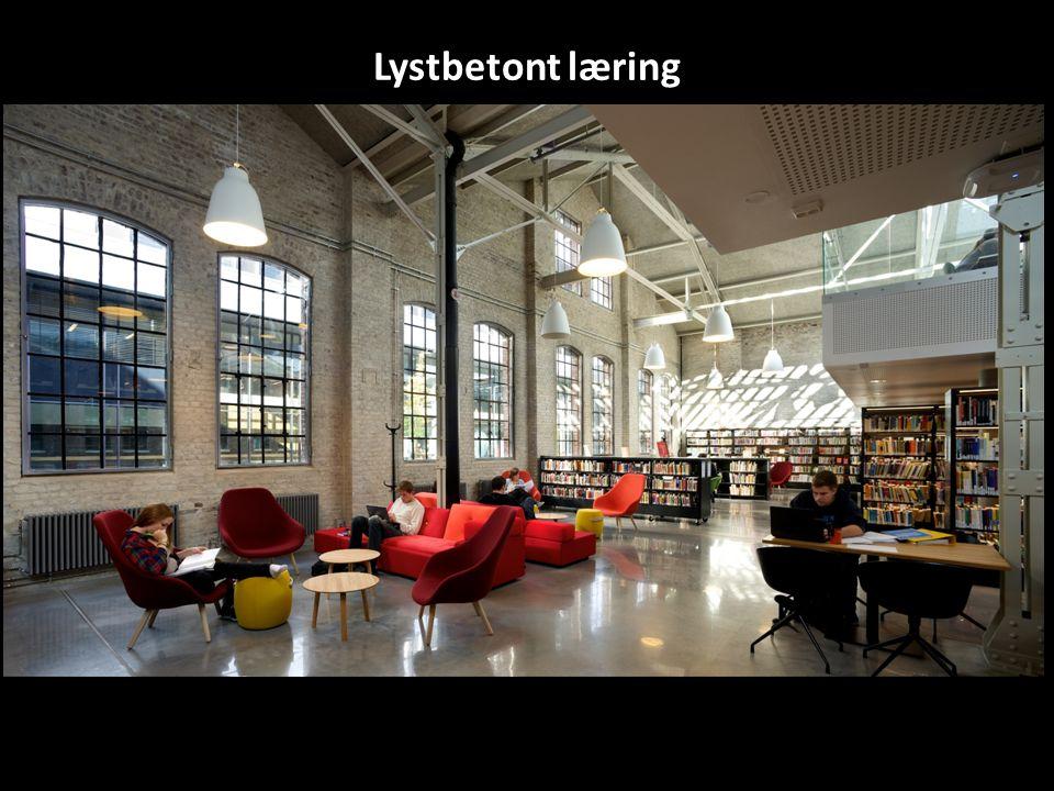 Lystbetont læring Inkluderende læringsmiljø? 20.10.201526