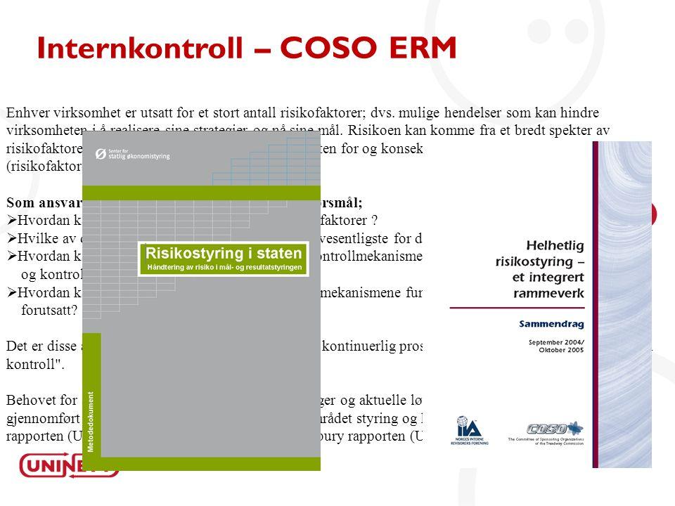 5 Datatilsynet om Internkontroll og informasjonssikkerhet  En velfungerende internkontroll er avgjørende for å sikre forsvarlig behandling av personopplysninger.