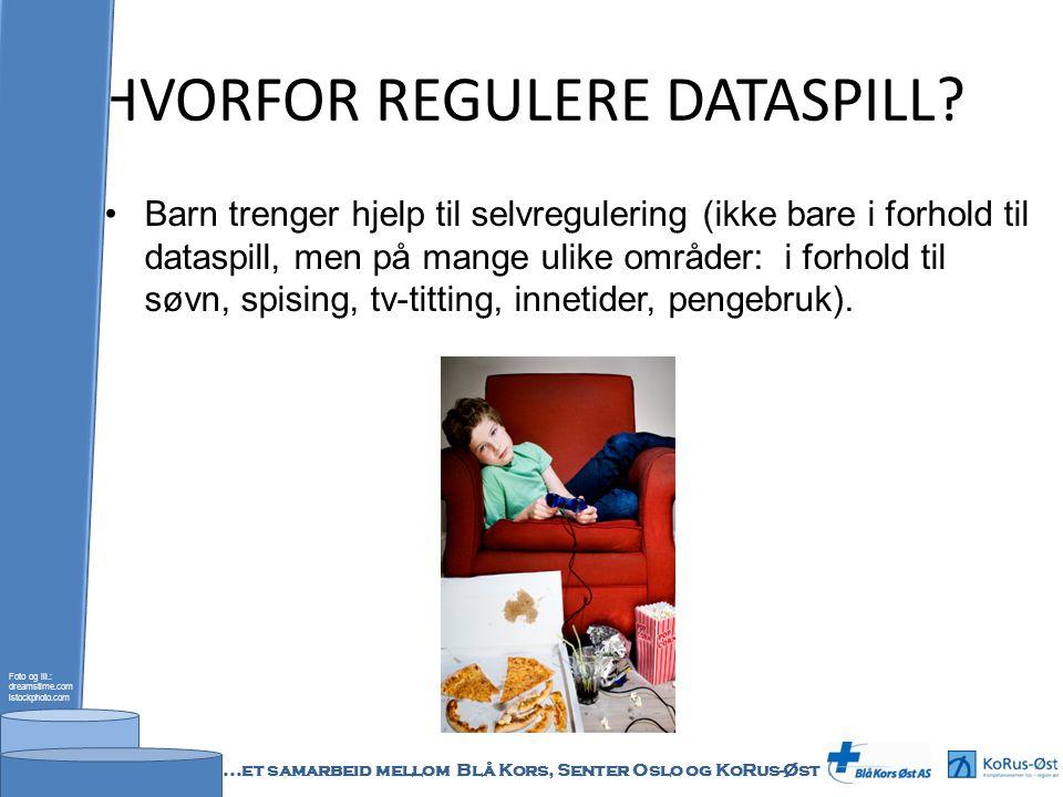 HJEMMEOPPGAVE Inviter hele familien til forhandlinger om dataspillregler i hjemmet.