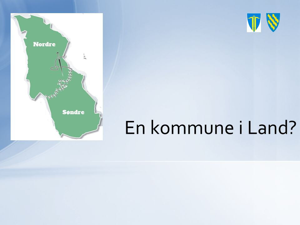 Kommunereformen Høsten 2014 inviterte Stortinget alle norske kommuner til en prosess for å utrede mulighetene for å slå seg sammen med en eller flere nabokommuner.