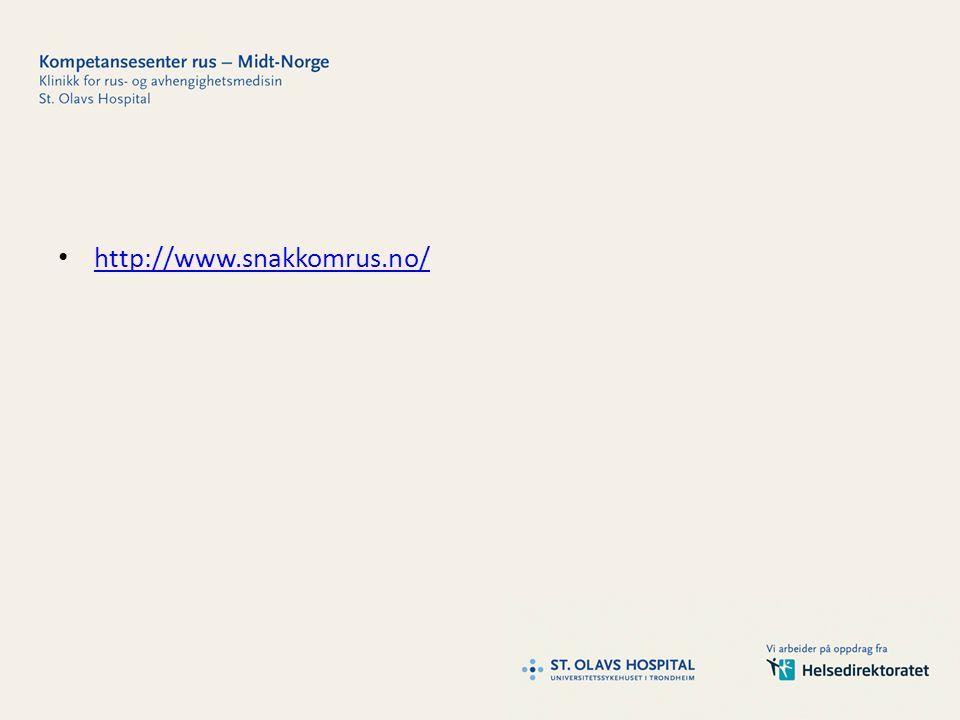 http://www.snakkomrus.no/
