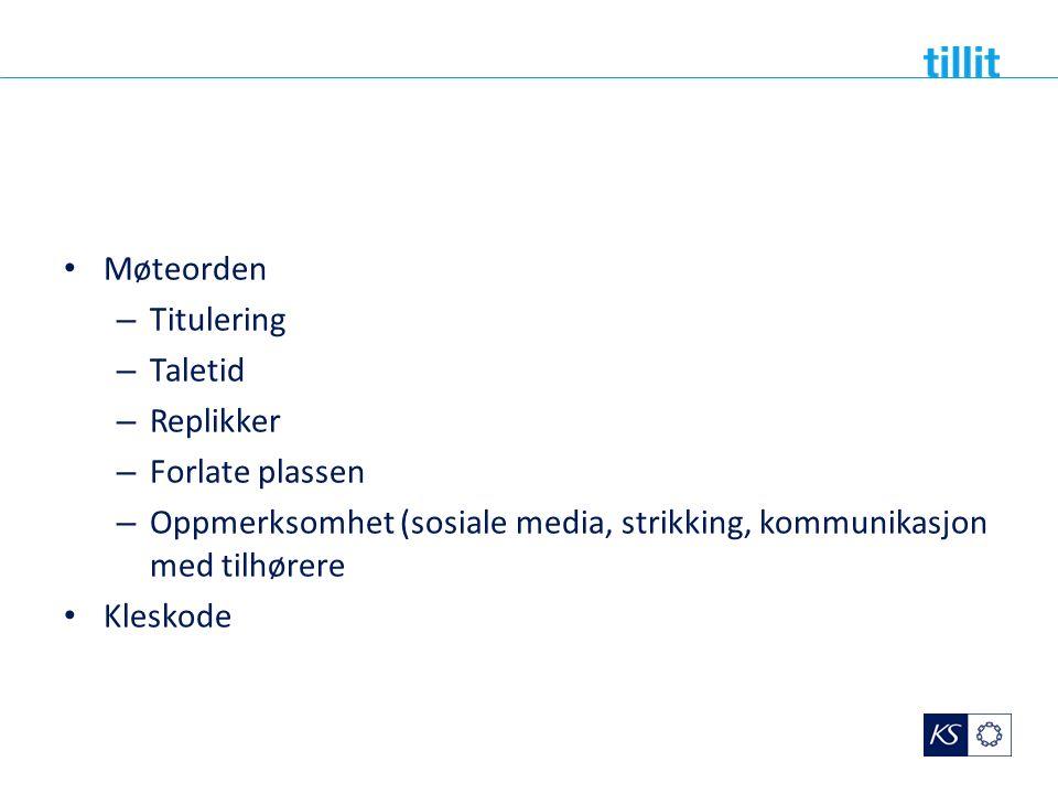 Tre hovedregler for bygging av et godt omdømme - Innovasjon Norge 1.En må holde det en lover.