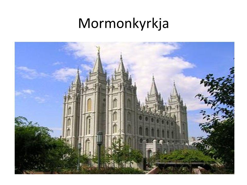 Mormonkyrkja
