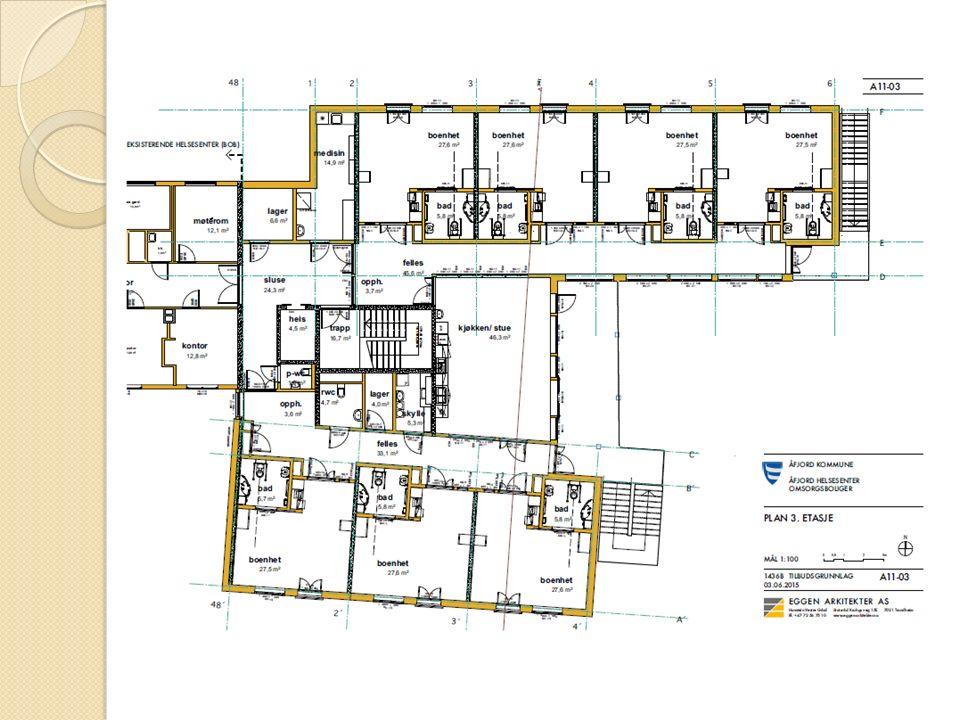 Omsorgsboliger Diverse: Tilbud ARK og LARK ettersendes WEB – Hotell (etableres og driftes av ÅK) Sprenging av 500m3 byggegrop medtas i tilbud Presisering av varme vil ettersendes