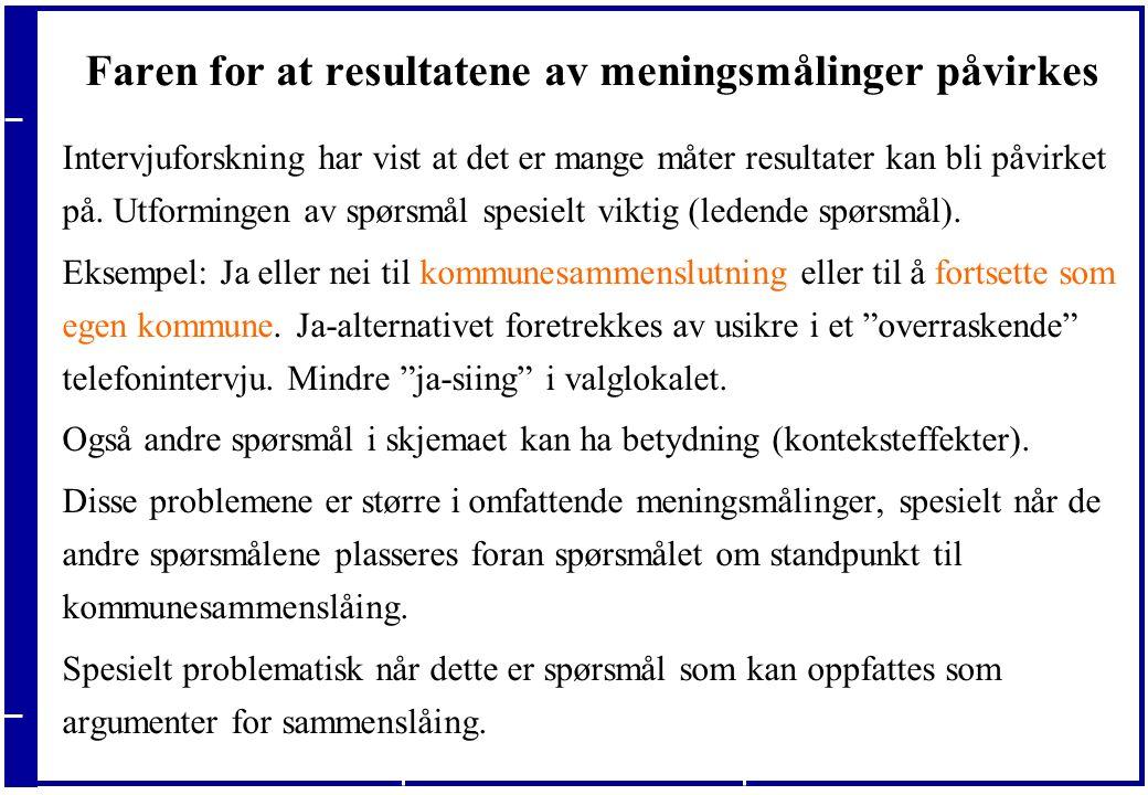 20.09.2016 Innbyggerundersøkelse Rygge, Råde og Våler utført av Opinion 1-2) Kjønn og alder.