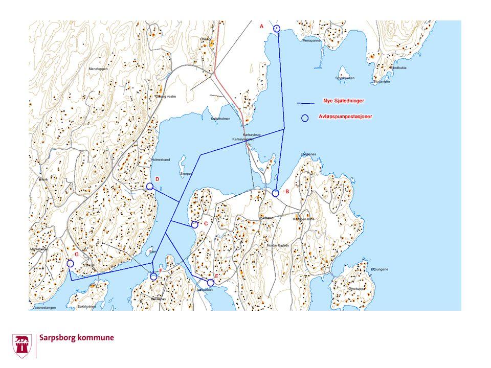 Opprydding i spredt bebyggelse - Sarpsborgmodellen Bakgrunn Registreringsarbeider Kommunens saksbehandling Forprosjekt Standard