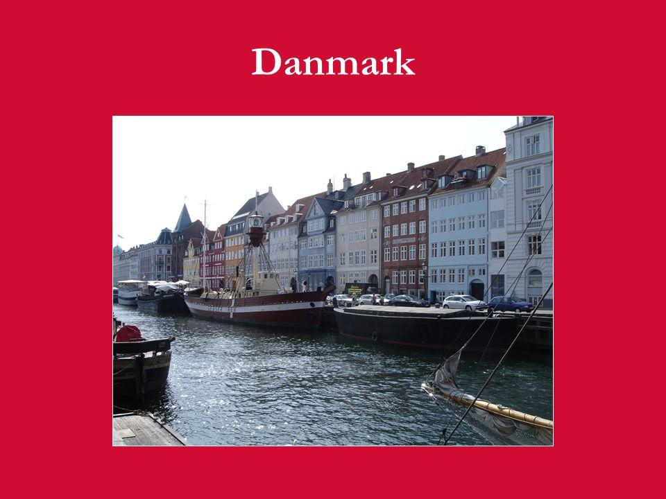 Danmark Når ein danske skal ete frukost, kallar han det morgenmad.