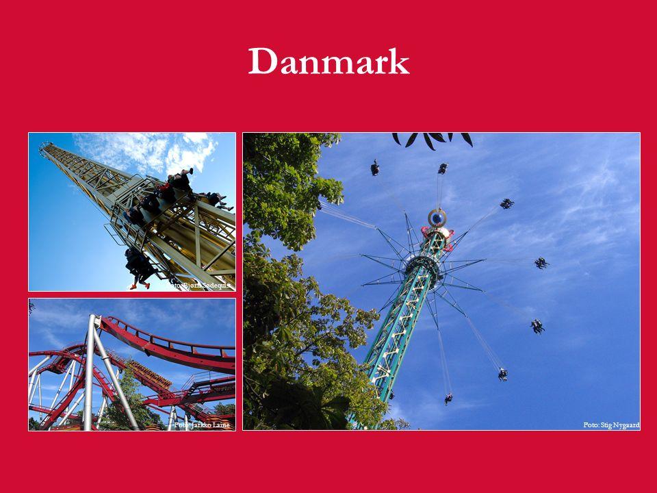 Danmark Foto: Stig Nygaard Foto: Jarkko Laine Foto: Bjørn Sødequist