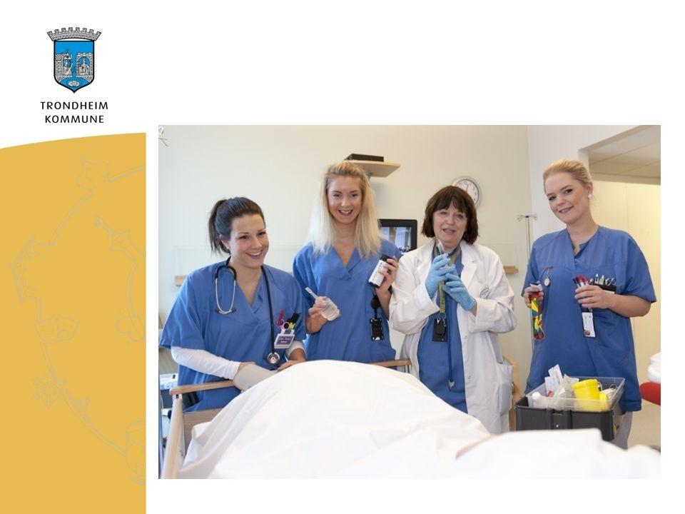 Kriterier for innleggelse Pasienten skal være undersøkt og henvist av lege.