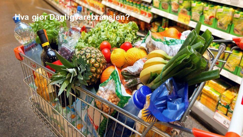 Hva gjør Dagligvarebransjen