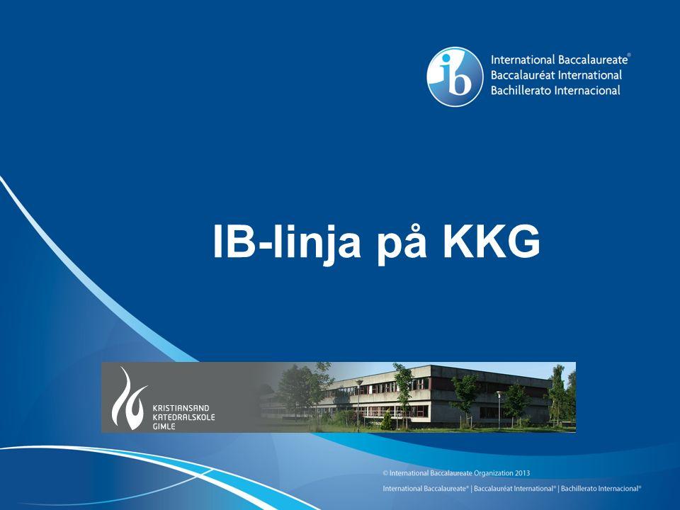 IB-linja på KKG