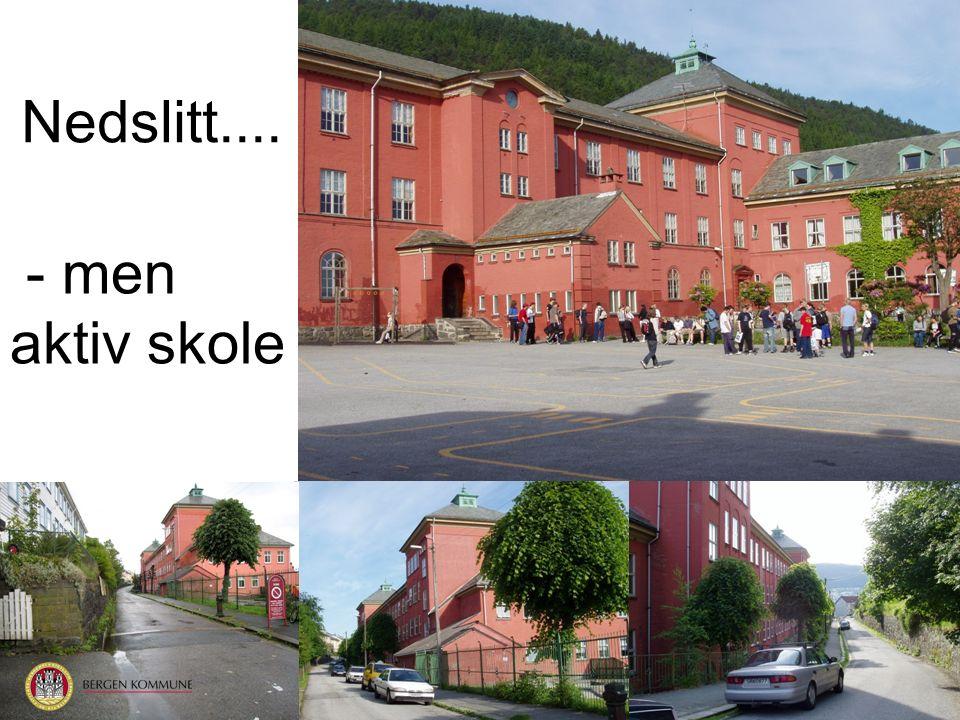 Utfordringer Nærmiljøets ønske var å få flerbrukshall og kulturhus sammen med barnehage og skole.