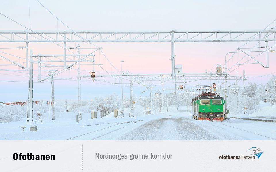 Ofotbanen Nordnorges grønne korridor