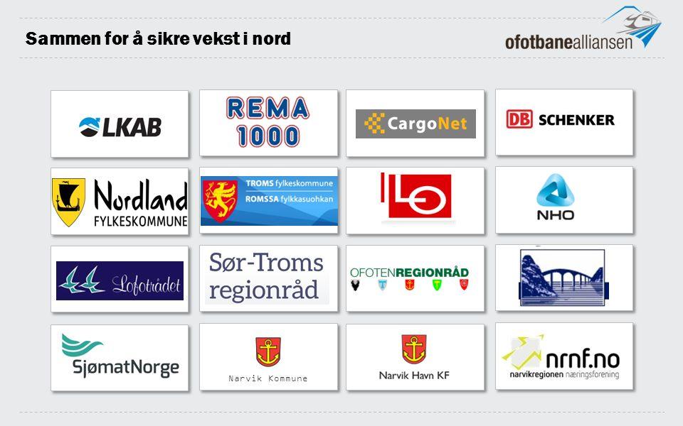 Narvik Kommune Sammen for å sikre vekst i nord