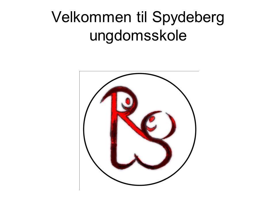 Velkommen til Spydeberg ungdomsskole